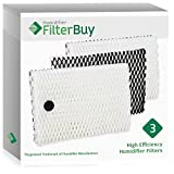 holmes humidifier filter 3 pack - 3 - Holmes Type