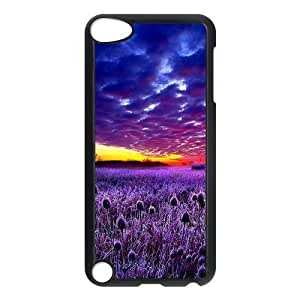 Beautiful sky Brand New Cover Case with Hard Shell Protection for Ipod Touch 5 Case lxa#394915