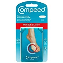 Compeed Blister Plasters Small 6S