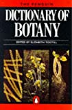 The Penguin Dictionary of Botany, Urdang, Lawrence Associates, Ltd. Staff, 0140511261