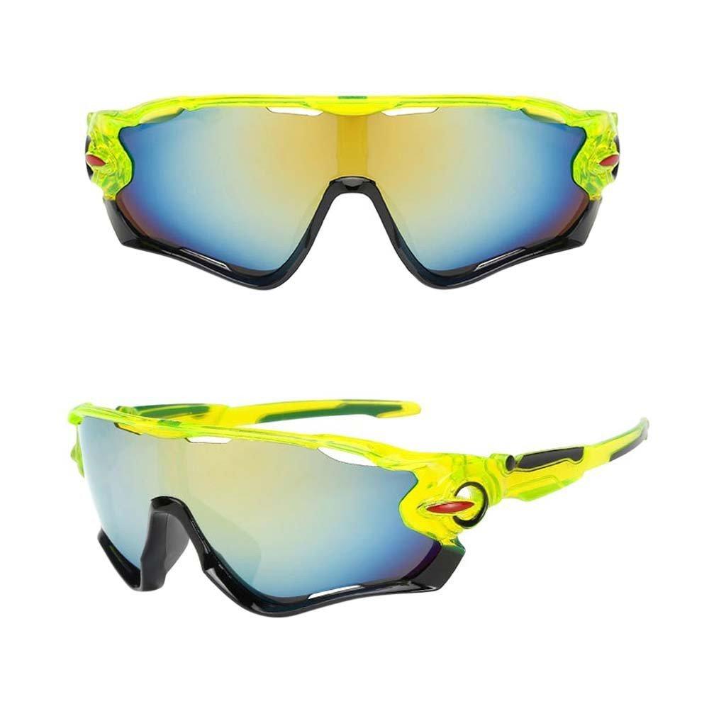 Koedu Motorrad Brille Bike Goggles Windproof Brille Skibrille Schwimmbrille (Bike Goggles B) Generic 1