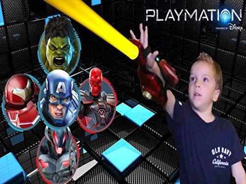 Disney Playmation Review and Unboxing Avengers Starter Kit!