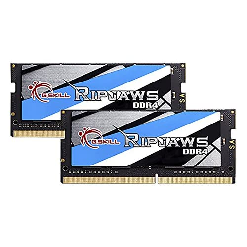 chollos oferta descuentos barato G Skill Ripjaws SO DIMM 8GB DDR4 2133Mhz módulo de Memoria 8 GB 2 x 4 GB DDR4 2133 MHz 260 pin SO DIMM