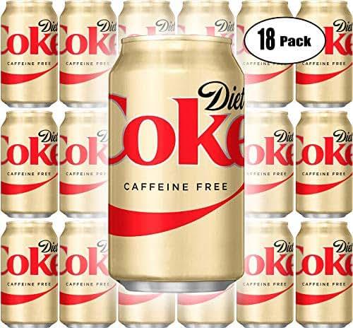 Soft Drinks: Caffeine Free Diet Coke