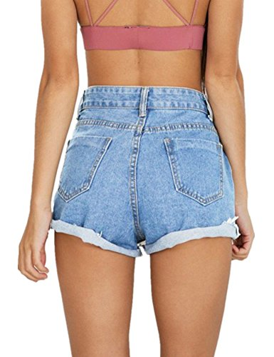 Buy jean shorts for curves