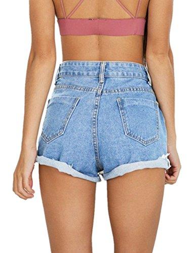 Buy fitting denim shorts