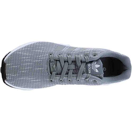 Adidas Originals Mænds Zx Flux Mode Sneaker Grå / Grå / Hvid 5lIF9vlbFO