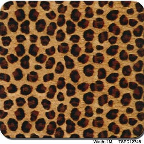 ハイドログラフィックフィルム、ハイドロディップフィルム - 動物の肌の質感 - 高解像度グラフィックス - 水転写印刷フィルムハイドロディップフィルム - 1.0メートルマルチカラーオプション Hydrographic Film (Color : TSPD12745, Size : 1mx20m)