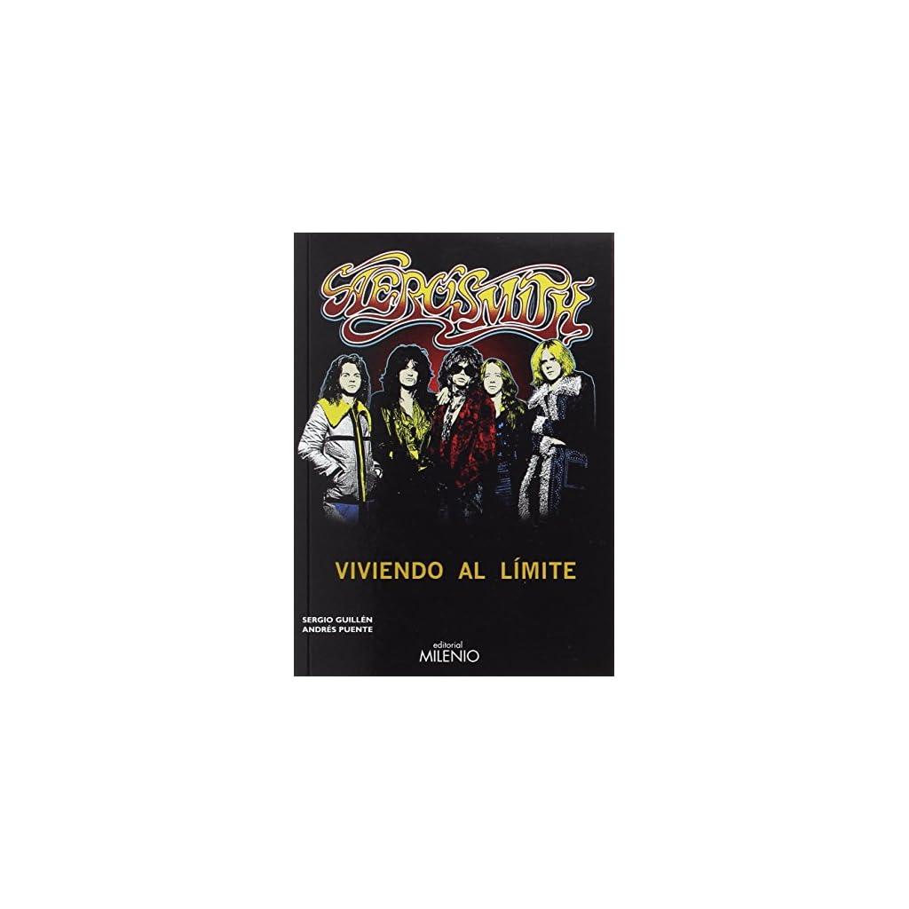 Aerosmith libro: viviendo al límite