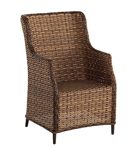 Highland Wicker Outdoor Dining Chair price