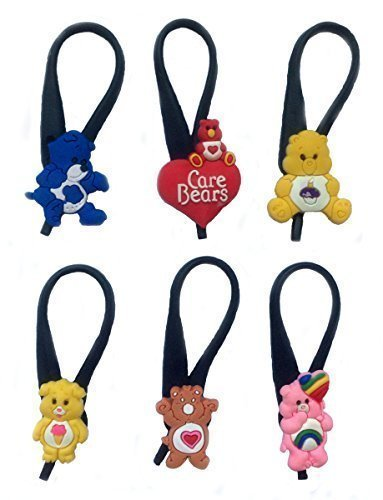care-bears-silicone-snap-lock-zipper-pulls-6-pcs-set-1