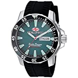 Seapro Men's 'Scuba Dragon Diver LTD' Quartz Stainless Steel Casual Watch, Color:Black (Model: SP8318)