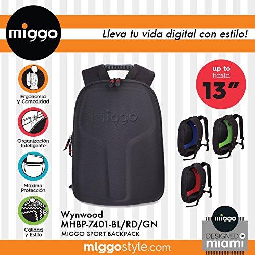 Amazon.com: Miggo backpack Mochila 13