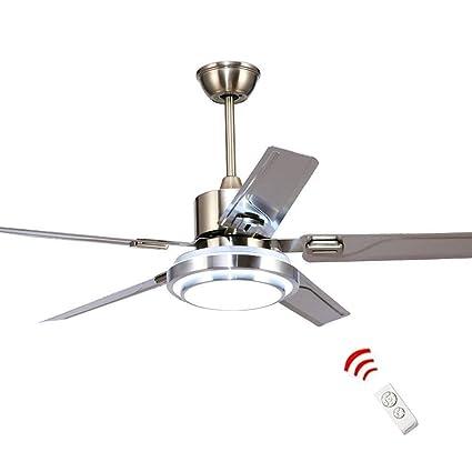 Amazon.com: Ventilador de techo de 5 aspas de acero ...