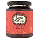 Roots & Wings Organic Strawberry Jam - 340g