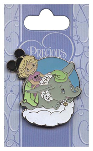 WDW Trading Pin - Precious Moments - Dumbo the Flying Elephant