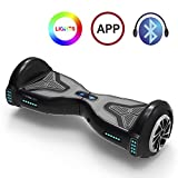 TOMOLOO Hoverboard Self Balancing Scooter Electric...
