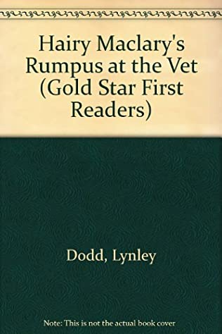 book cover of Hairy Maclary\'s Rumpus At the Vet