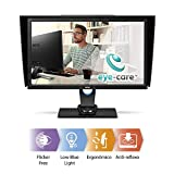 BenQ 27-inch IPS Quad High Definition LED Monitor (SW2700PT), Adobe RGB Color...