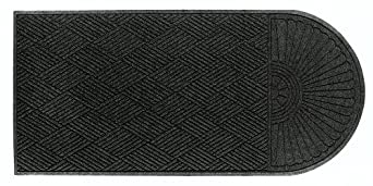 Andersen Waterhog Eco Premier Fashion PET Polyester Fiber Indoor/Outdoor Floor Mat, SBR Rubber Backing, 3/8 Thick - фото 8