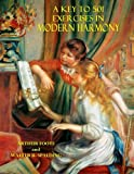 img - for A Key to 501 Exercises in Modern Harmony: In Its Theory and Practice book / textbook / text book
