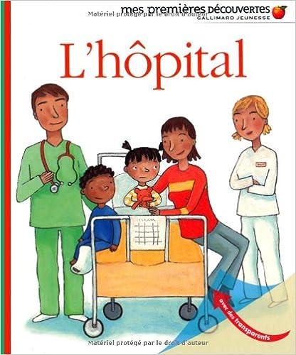 Gratuit ebook downloader google L'hôpital by Charlotte Roederer 2070623653 PDF ePub MOBI