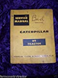 img - for Caterpillar D9 Tractor OEM Service Manual 18A1 book / textbook / text book