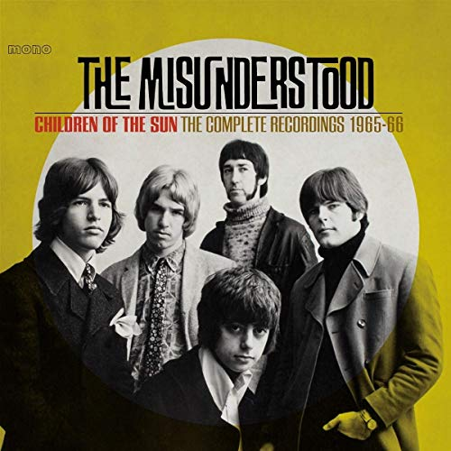 MISUNDERSTOOD - Children Of The Sun: Complete Recordings 1965-1966 -  Amazon.com Music