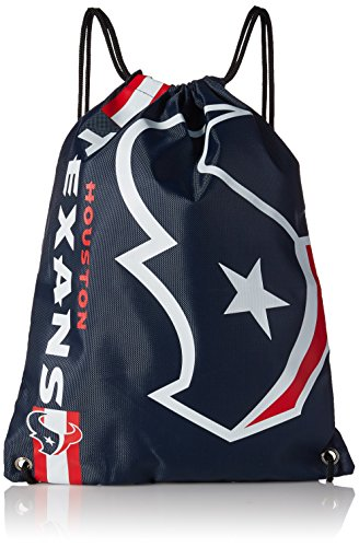 Houston Texans Big Logo Drawstring Backpack