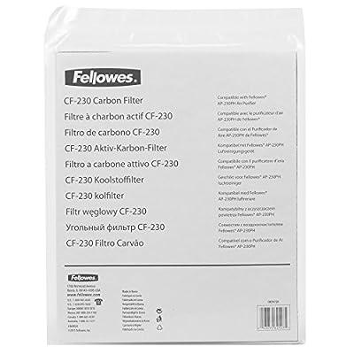 Fellowes CF-230 Carbon Filter for the Fellowes AP-230PH Air Purifier (9372001)