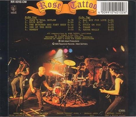 Rock n Roll datant Royaume-Uni