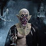 Demi Sharky Creepy Vampire Bloody Mask Halloween