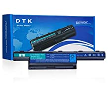 Dtk® New High Performance Laptop Battery for Acer Aspire 4250, 4253, 4551, 4552, 4738, 4741, 4750, 4752,4771, 5251, 5253,5336, 5551, 5552, 5560, 5733, 5741, 5750, Travelmate 4740,4750,AS10D,AS10D31.AS10D41 [10.8V 4400mAh Li-ion]