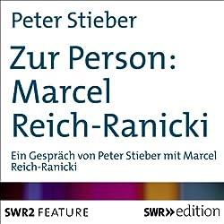 Zur Person: Marcel Reich-Ranicki