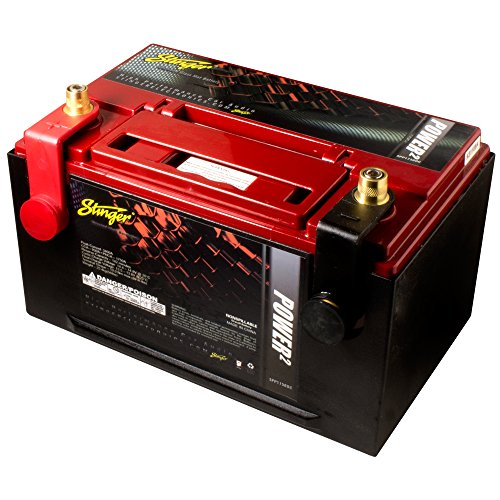 Stinger SPP1750DC 1750 Amp SPP Series Dry Cell Battery with Protective Steel Case
