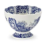 Spode Blue Italian Footed Dessert Bowl(s)