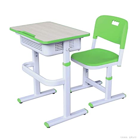Sensational Amazon Com Robdae Kids Desk And Chair Set Childrens Study Short Links Chair Design For Home Short Linksinfo