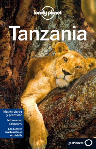 Tanzania 4 (Guías de País Lonely Planet)