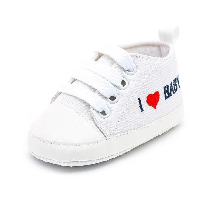 YanHoo Zapatos para niños Cartas Amor Imprimir Zapatos de ...