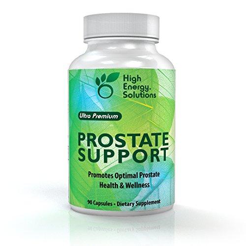 Supplément de la Prostate Support Solutions haute énergie optimisée pour des soins appropriés, Wellness et santé de votre Prostate