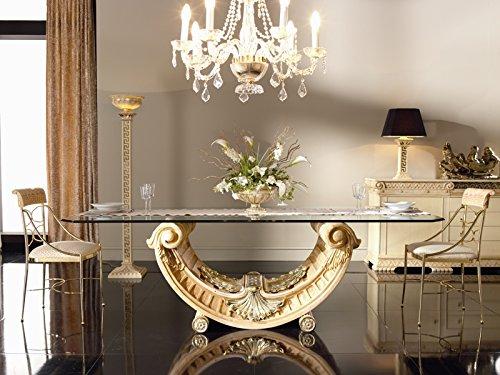 Mesa Salón | Diseño clásico | Medida 225 X 110 X 75 cm ...