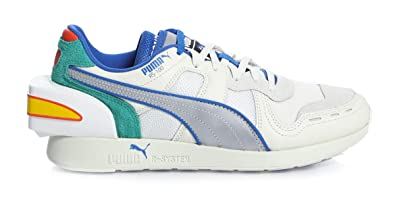 afbeb61557d540 Puma x Ader Error RS100 - White Blue  Amazon.co.uk  Shoes   Bags