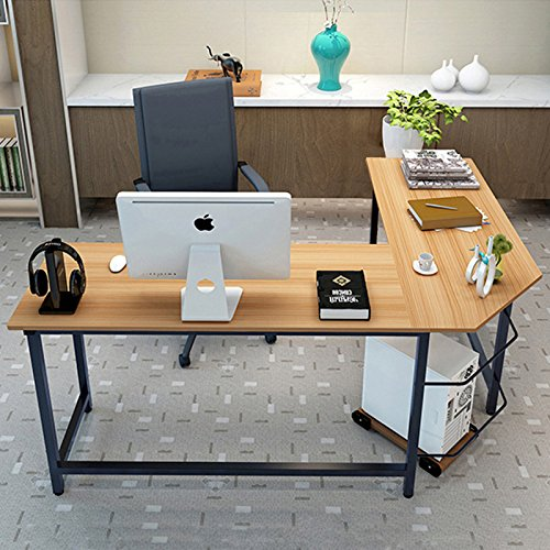 L Shaped Desk Modern