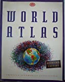 AAA World Atlas, American Automobile Association Staff, 156251010X