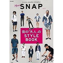 Men's SNAP 最新号 サムネイル