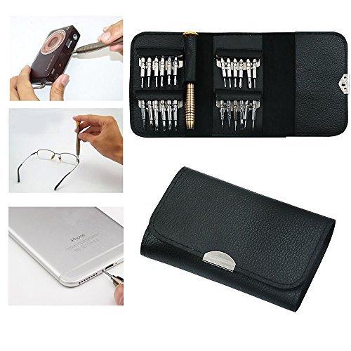 Comidox 25 in1 Precision Torx Screwdriver Cell Phone Repair Tool Set for iPhone Laptop 1PC [並行輸入品] B07BBL4P45