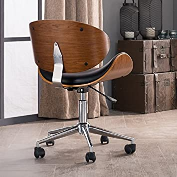 Amazon.com: Corvus Madonna Mid Century Adjustable Office Chair: Home U0026  Kitchen