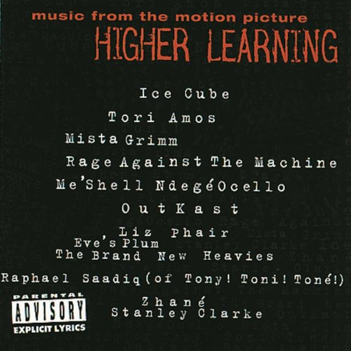 Music : Higher Learning: Music From The Motion Picture