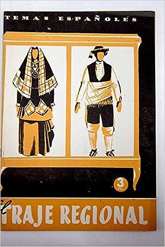 El traje regional: Nieves de Hoyos Sancho: Amazon.com: Books