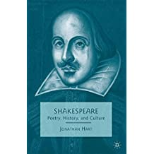Shakespeare: Poetry, History, and Culture